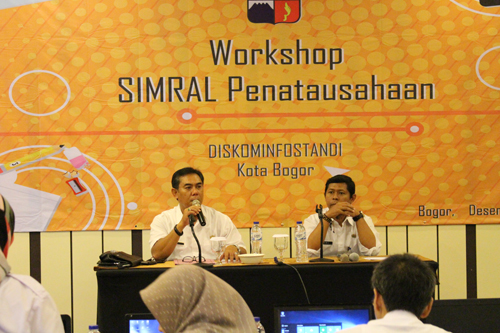 Workshop Aplikasi SIMRAL Penatausahaan